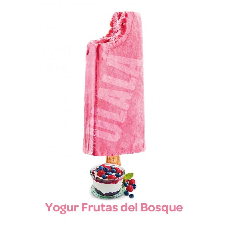 Yogurt Frutas del Bosque